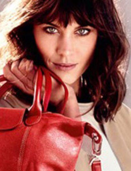 Longchamp: Aleksa Čang putuje sa stilom
