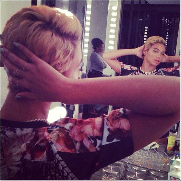 Beyoncé Knowles Preobražaji poznatih objavljeni na Instagramu
