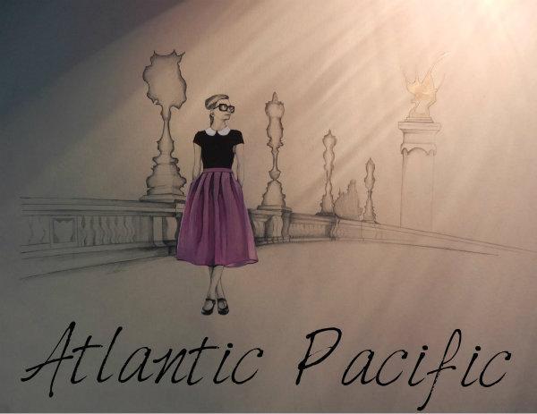 Blair1 Modne ilustracije Lade Dragović: Stil na papiru