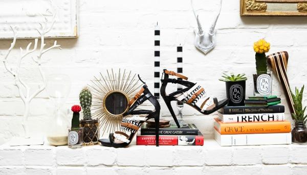 Bler Edi zid od belih cigli  Zavodljiv enterijer doma poznate blogerke: Bler Edi