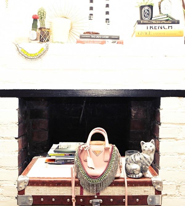 Bler Edie kovcezi  Zavodljiv enterijer doma poznate blogerke: Bler Edi