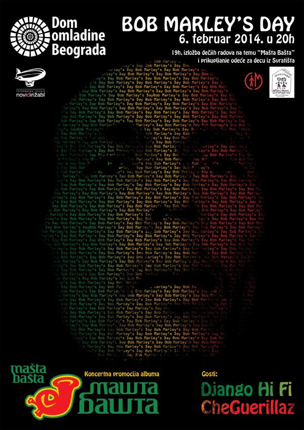 Bob Marleys Day 2014 B2 2.verzija WEB Wannabe intervju: Mašta Bašta