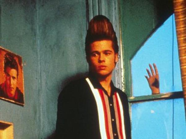 Brad Pitt Johnny Suede 10 najgorih filmskih frizura