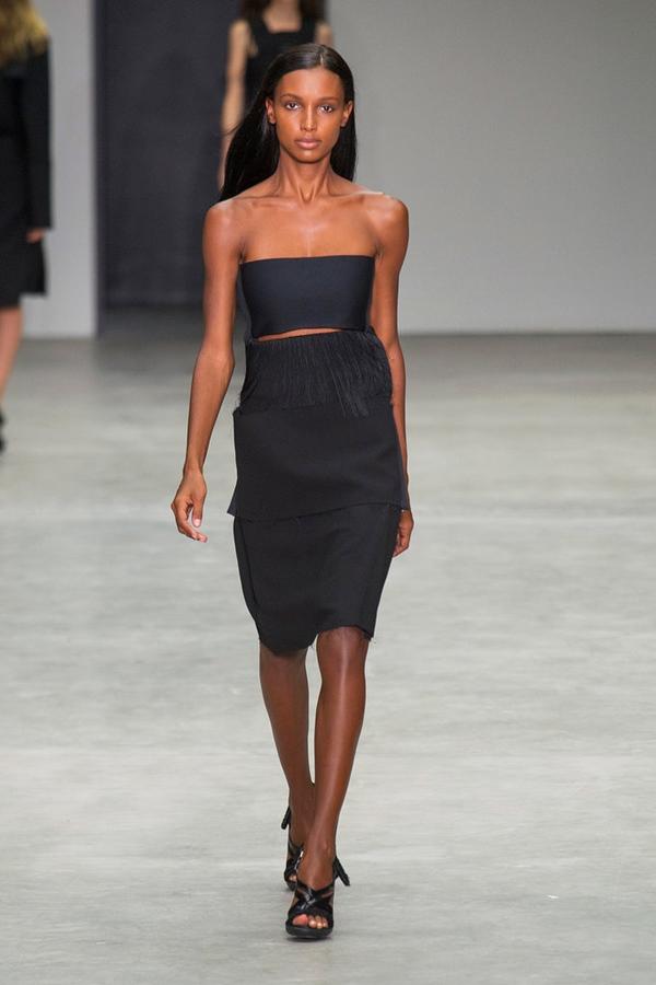 Calvin Klein Spring 20141 Rasizam na pistama?
