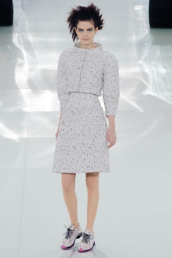 Chanel look 10 garticle Sedam lekcija sa Pariske nedelje visoke mode