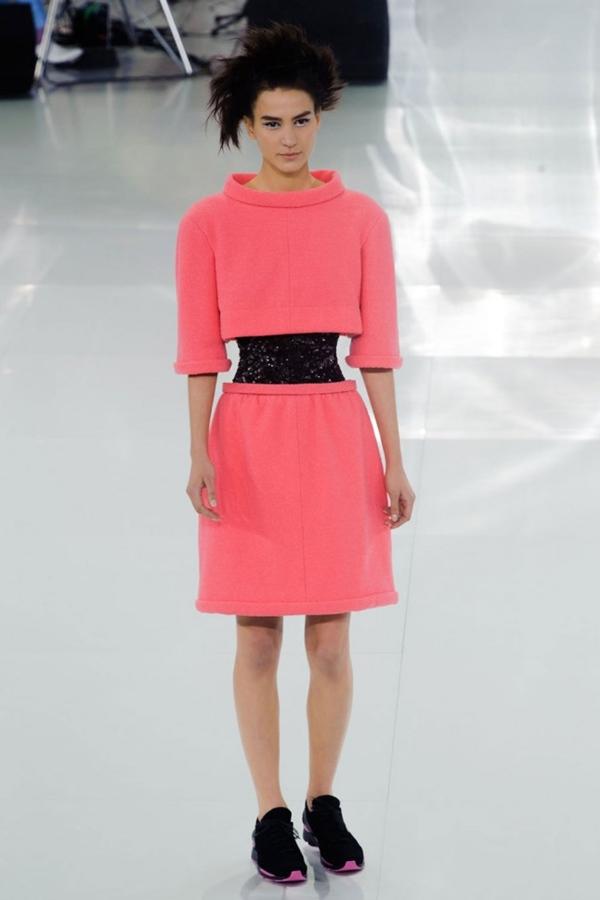 Chanel look 21 garticle Sedam lekcija sa Pariske nedelje visoke mode