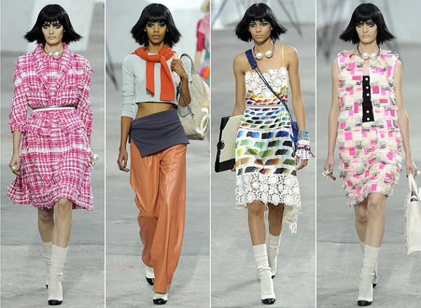 Chanel Ready to wear prolece leto 2014 Modni rečnik: Prêt à porter