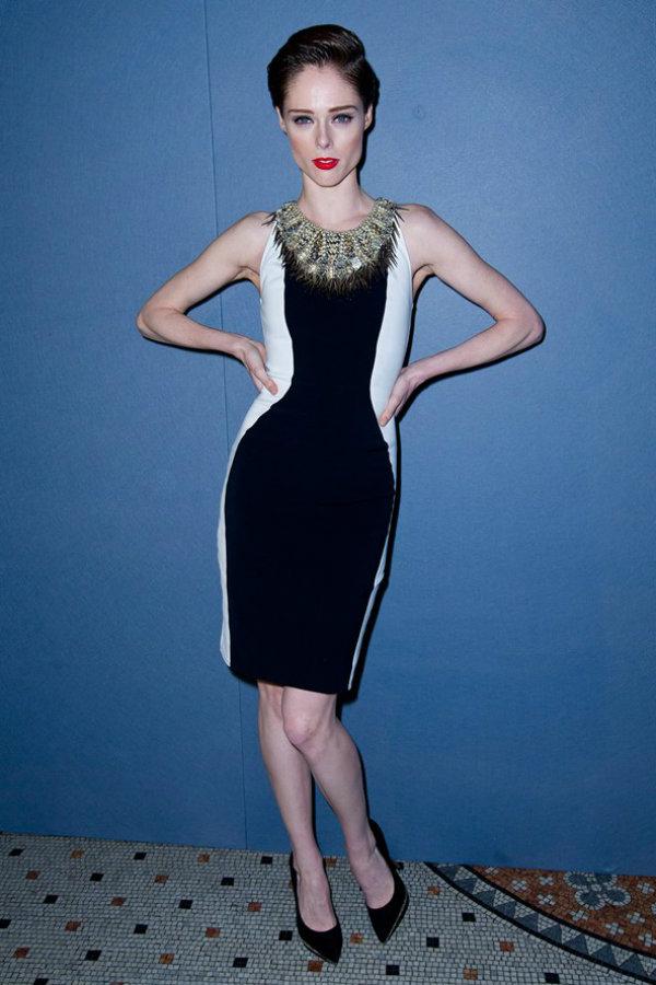 Coco Rocha glamour 17feb14 pa b 592x888 Haljine koje stvaraju optičku iluziju