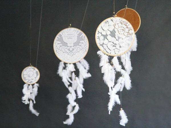 Cuvari snova dekoracija  Dekoracija u indijanskom stilu