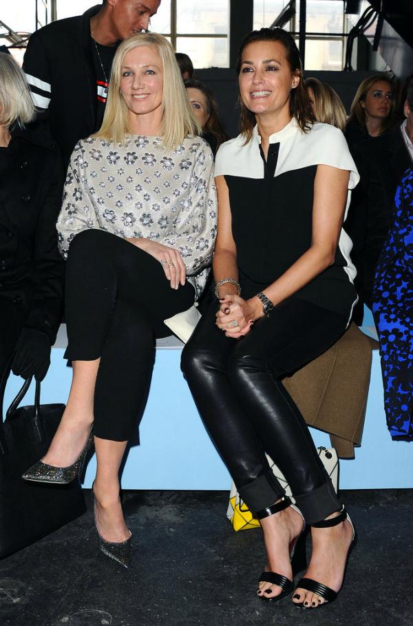 DzoliJasmin London Fashion Week: Poznati u prvom redu