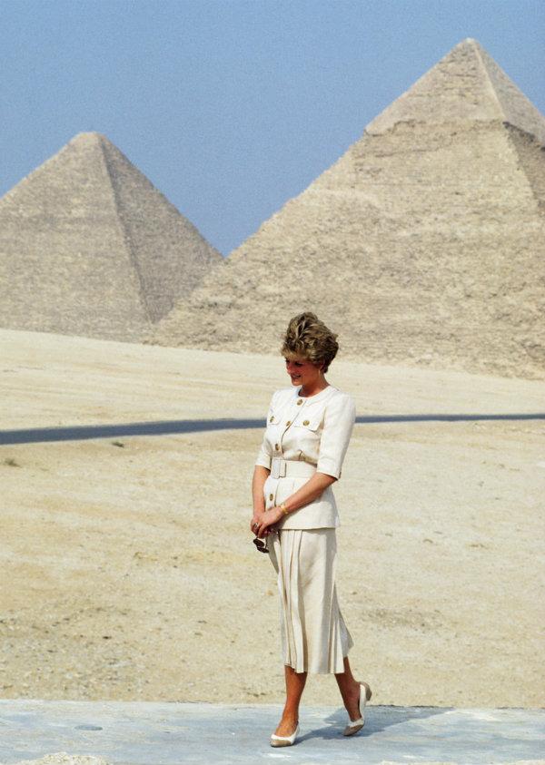 Egypt Putovanja kraljevske porodice