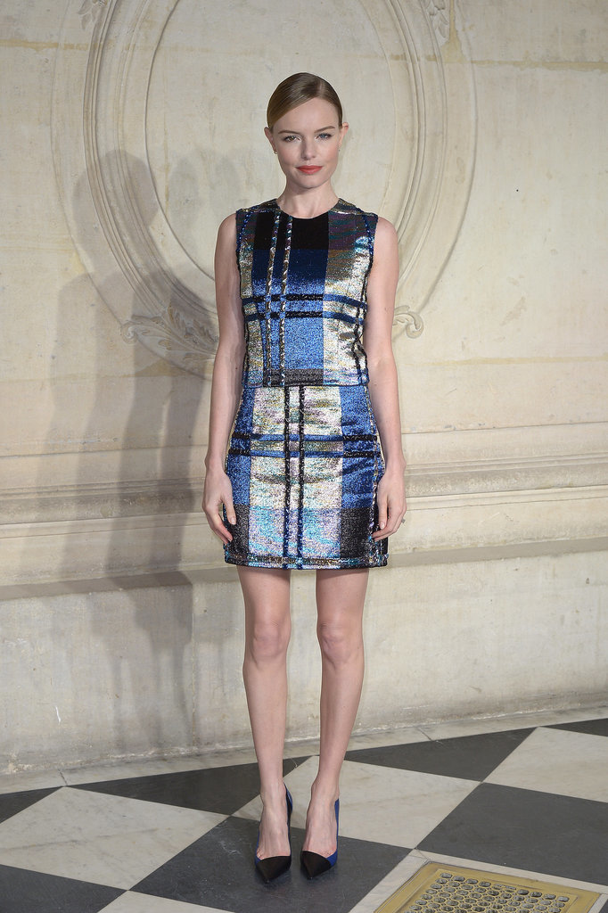Kate Bosworth Label Haute Couture Show Dior na crvenom tepihu