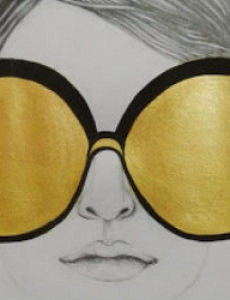 Modne ilustracije Lade Dragović: Stil na papiru