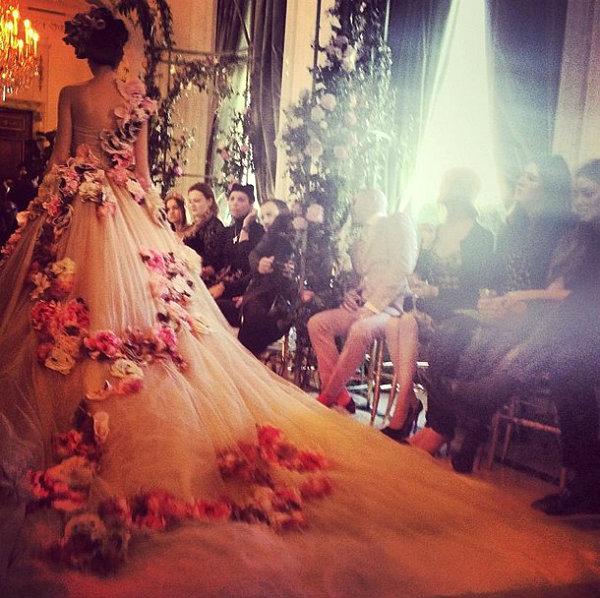 Lauren Santo Domingo Šta modni svet radi na Instagramu