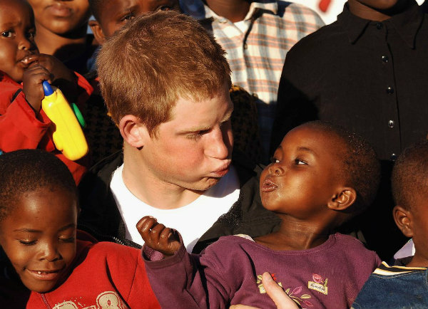 Lesotho Putovanja kraljevske porodice