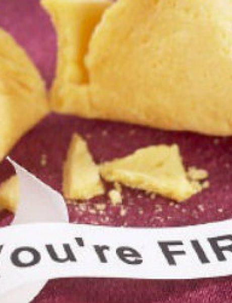 Izgubili ste posao? Čestitamo!