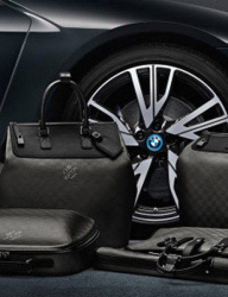 Louis Vuitton i BMW odličan su spoj