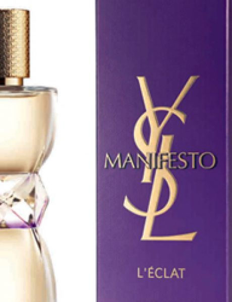 YSL: Manifesto L'Éclat