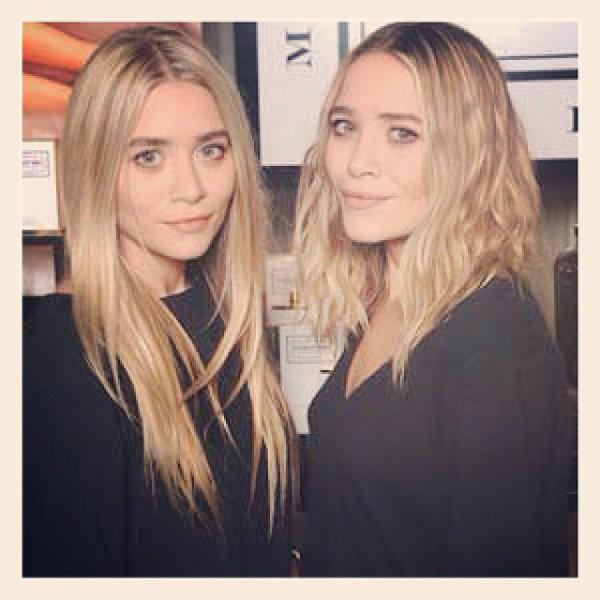 Mary Kate Olsen Preobražaji poznatih objavljeni na Instagramu