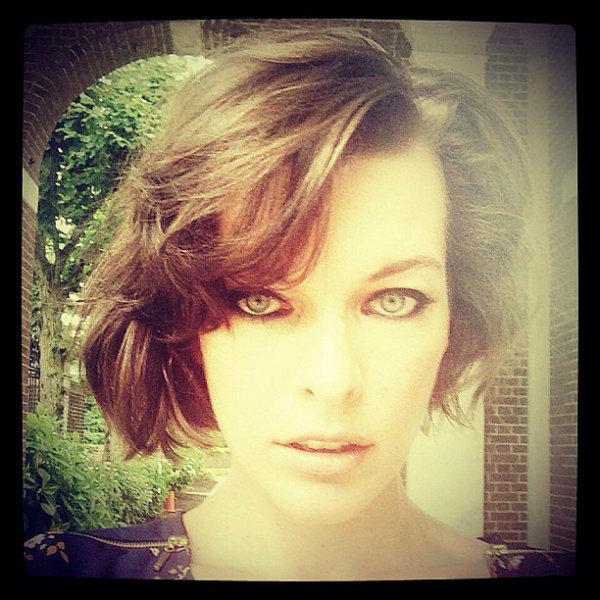 Milla Jovovich Preobražaji poznatih objavljeni na Instagramu