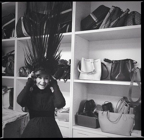 Miroslava Duma Šta modni svet radi na Instagramu