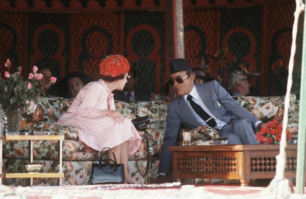 Morocco Putovanja kraljevske porodice
