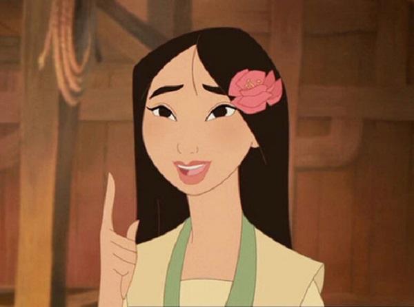 Mulan Šta izgled Dizni princeza govori o njima