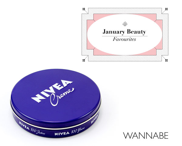 NIVEA January Beauty Favourites