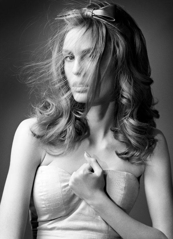 Nadja Bender for Numéro March 2013 Liz Collins 10 Fendi ima novo zaštitno lice
