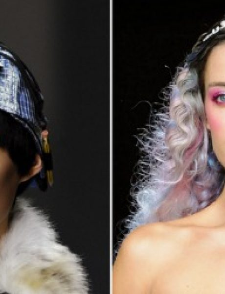 Ovo morate videti: Bizarne pojave na Nedelji mode u Londonu