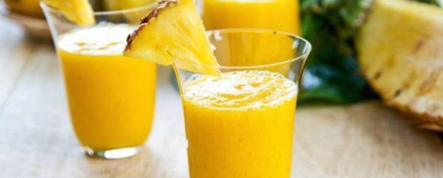 Frape se pije pre i posle treninga: Miks voća sa mlekom