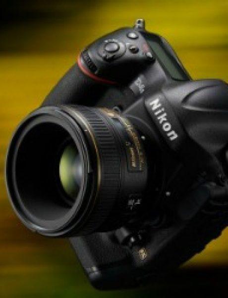 Nikon predstavlja D4S