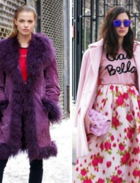 Street Style: Dani mode u Njujorku