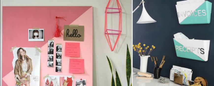 Kako ulepšati svoj radni prostor?