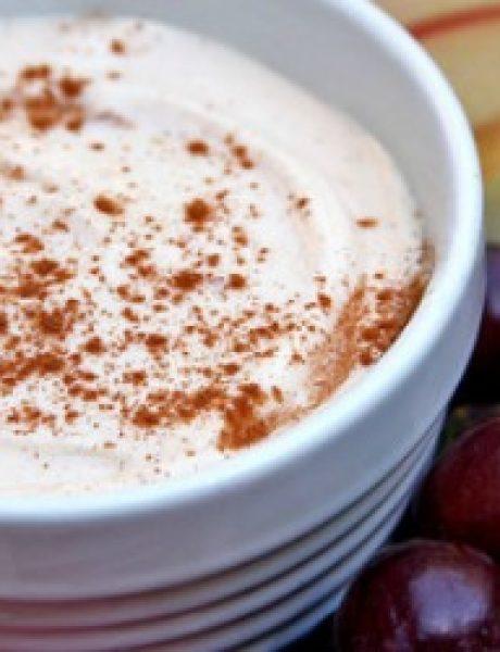Vreme je za slatki predah: Voće sa puterom od kikirikija