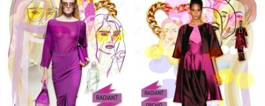 Fashion Color Report: Magična boja Radiant Orchid