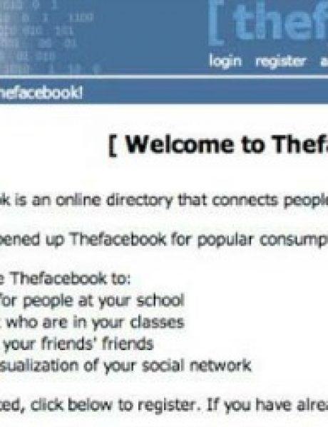 Popularni sajtovi: Nekad i sad