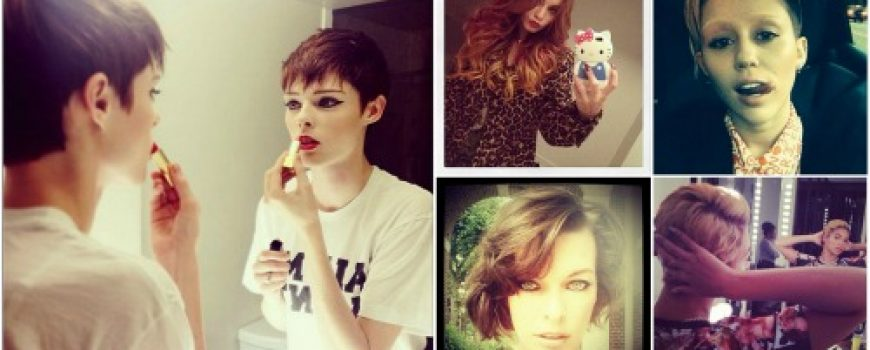 Promene frizura promovisane na Instagramu