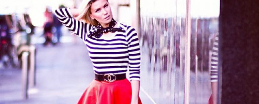 Zavolećete njen modni stil: Žana Bjanka