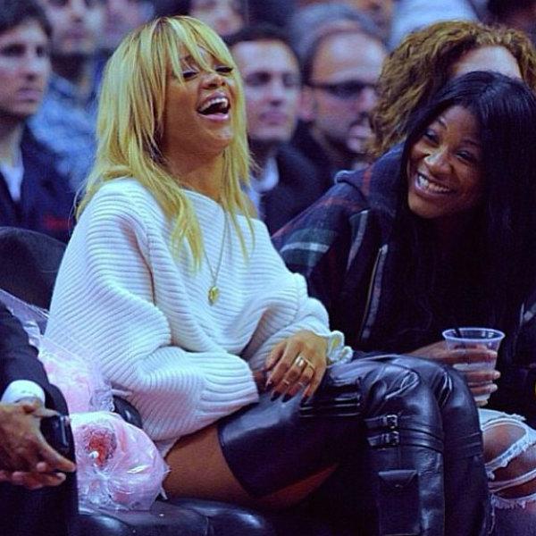 Rihanna Ursula Stephen1 Ko sređuje poznate?