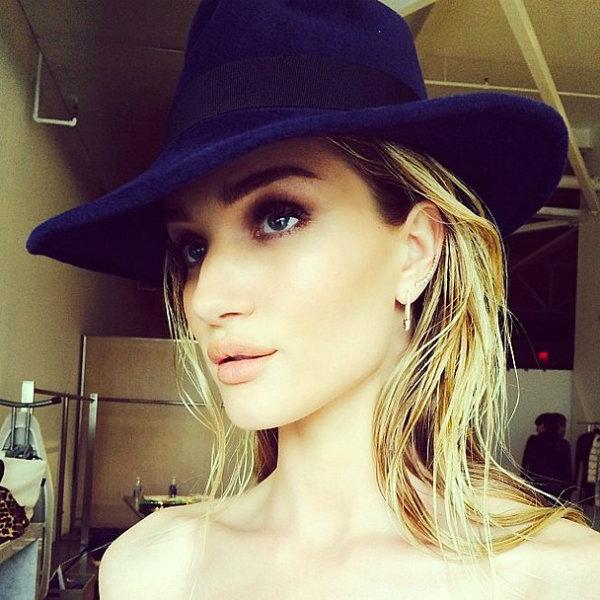 Rosie Huntington Whiteley Šta modni svet radi na Instagramu