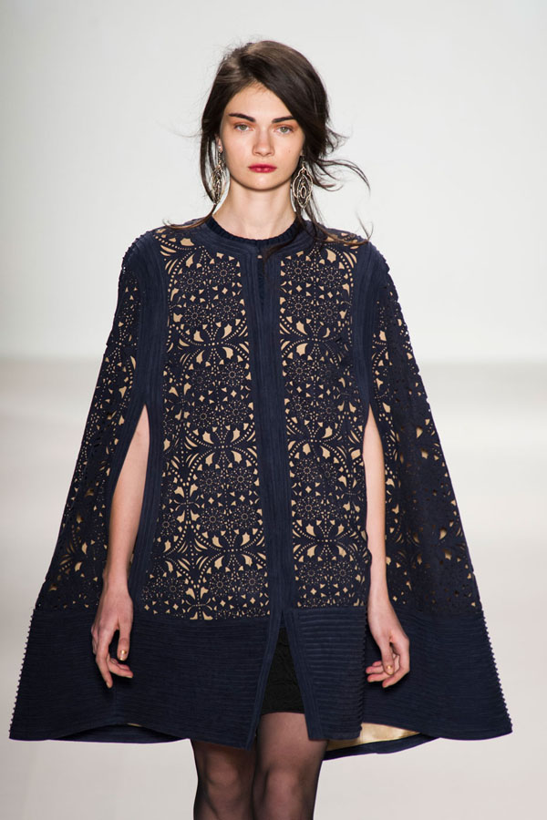 Shoji RF14 0606 New York Fashion Week: Top 5 prvog dana