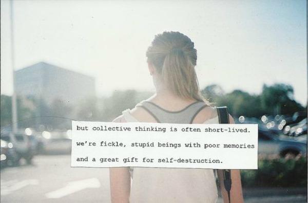 Slika 110 13 stvari koje bi samodestruktivni ljudi trebalo da prestanu da rade za svoje dobro