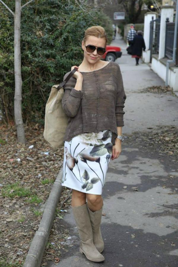 Slika 189 Fashion House: U meni proleće, a na meni... trend