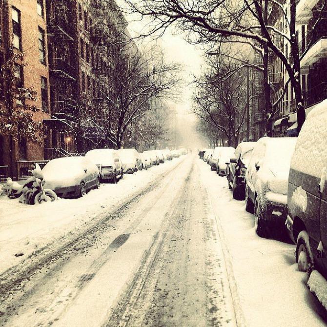 Slika 24 Njujork: Veje, veje i ne planira da stane