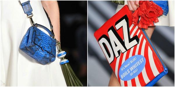 Slika 415 Najbolje torbe na Nedelji mode u Londonu