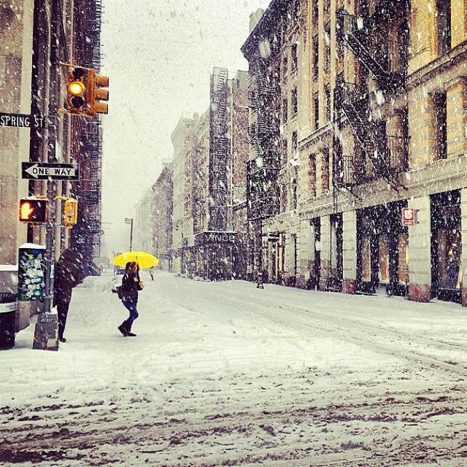 Slika 43 Njujork: Veje, veje i ne planira da stane