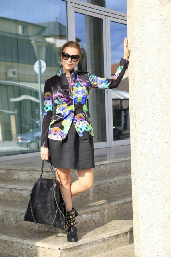 Slika 438 Fashion House: U meni proleće, a na meni... trend