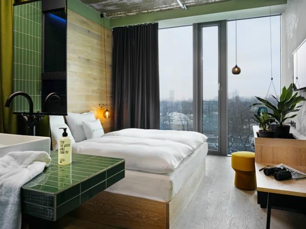 Slika 44 Berlin: Hotel sa pričom
