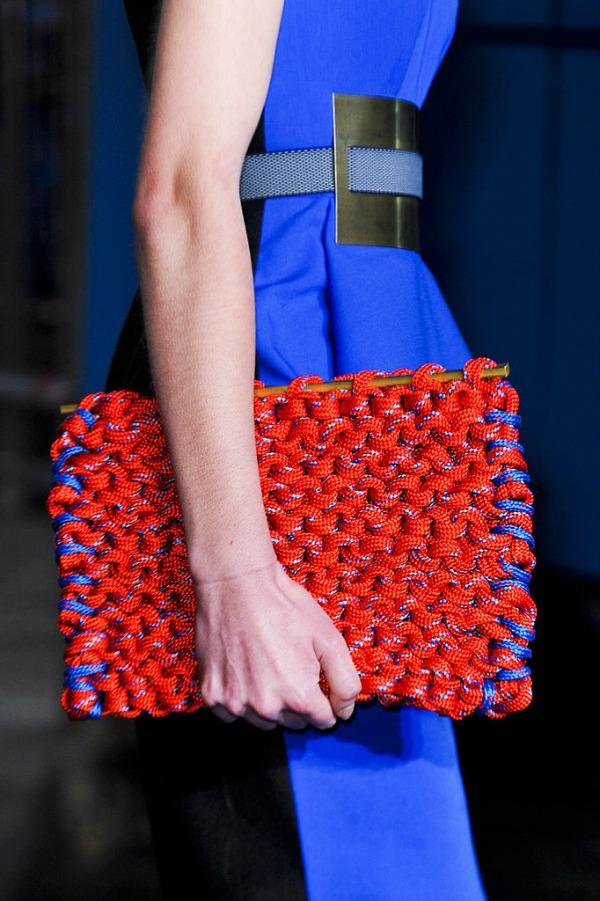 Slika 612 Najbolje torbe na Nedelji mode u Londonu